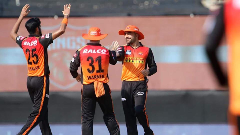 IPL 2021: SRH bowl out PBKS for 120