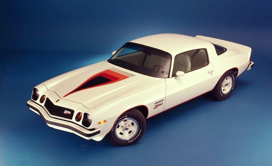 <p>Midway through the 1977 model year, the Z28 returned shorn of its mid-name slash. Now emphasizing handling, it rode on big, 15x7-inch wheels, and its 350 small-block was rated at a towering 185 horsepower. (In 1977, 185 horses was huge.) Despite this lack of excitement, Chevy sold almost 219,000 '77 Camaros—that was almost three times the sales of its younger, smaller, sport-coupe brother, the Monza.</p>