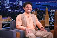 <p>Anthony Ramos makes a guest appearance on <em>The Tonight Show Starring Jimmy Fallon</em> on June 7 in N.Y.C.</p>