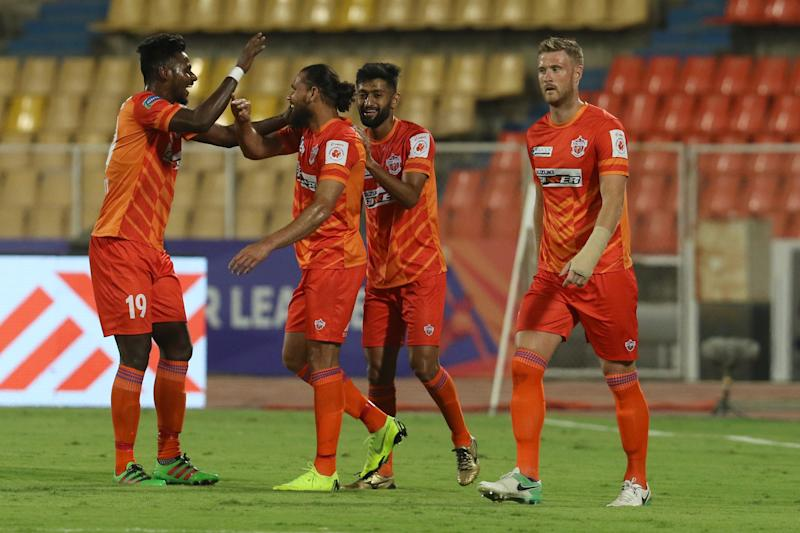 Pune City vs Mumbai City