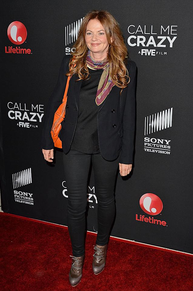 "Director Sharon Maguire attends the premiere of Lifetime's ""Call Me Crazy: A Five Film"" at Pacific Design Center on April 16, 2013 in West Hollywood, California."