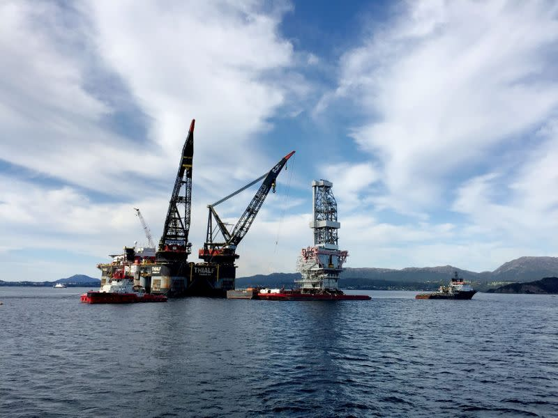 Norway plans big expansion of Arctic oil exploration