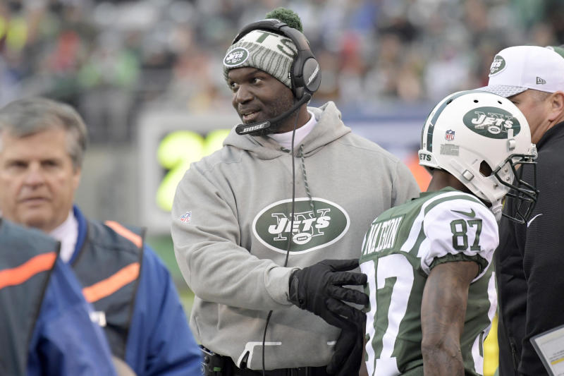 Coach Todd Bowles led the Jets to a better season than anyone expected. (AP)