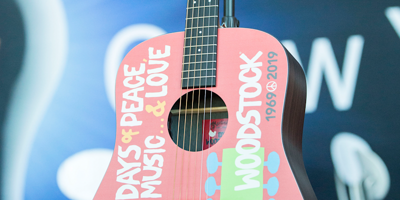 Woodstock 50 Relocating to Merriweather Post Pavilion in Maryland