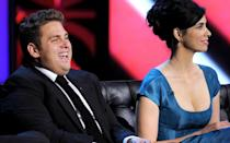 """<p>When Jonah appeared on Comedy Central's roast of pal James Franco in August 2013, he seemed to have settled at a more comfortable weight. Still, that didn't stop Sarah Silverman cracking a few fat gags. """"Jonah actually gained 50 pounds for his role in the new Martin Scorsese movie because the producers wanted the character to be a 'Jonah Hill type,"""" she joked.<br></p>"""
