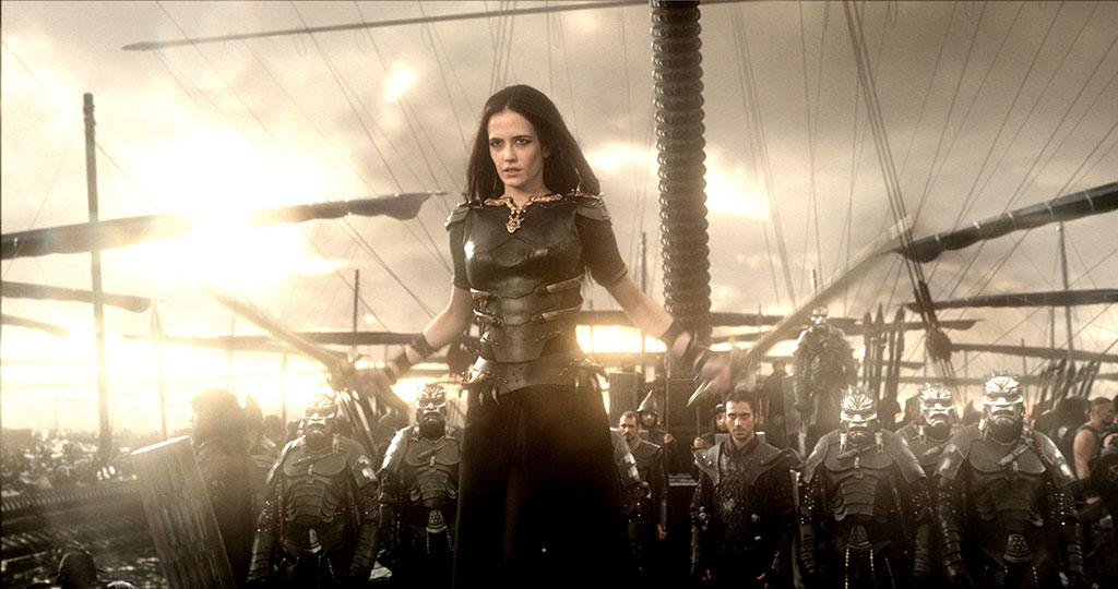 "Eva Green in Warner Bros. Pictures' ""300: Rise of an Empire"" - 2014"