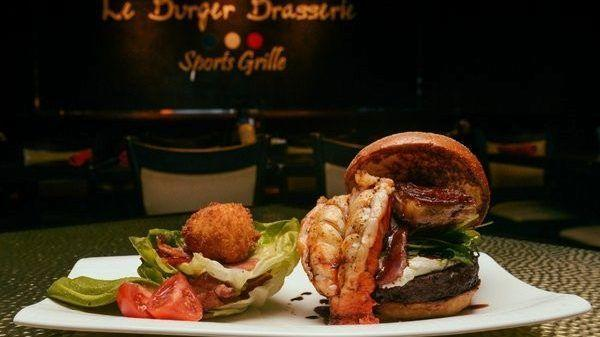 "<p>As its name indicates, Sin City is littered with temptation and indulgence but the 777 Burger at <a href=""https://www.tripadvisor.com/Restaurant_Review-g45963-d1073536-Reviews-Burger_Brassarie-Las_Vegas_Nevada.html"" rel=""nofollow noopener"" target=""_blank"" data-ylk=""slk:Le Burger Brasserie"" class=""link rapid-noclick-resp"">Le Burger Brasserie</a> in famed Cesar's Palace might take the cake. Complete with Kobe beef, lobster, pancetta, foie gras, goat cheese, and arugula, this $777 burger will make you feel like a high roller, at least until the check comes.</p>"