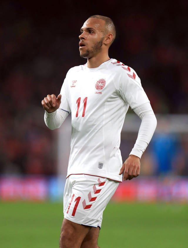 Wales v Denmark – UEFA Nations League – Group B4 – Cardiff City Stadium
