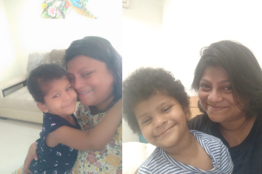 """Chakraborti adopted Shanaya, who was born with reproductive and sexual anatomy that does not fit the typical definitions of male or female. """"The strange part is even the adoption centre called her transgender, instead of intersex,"""" she said."""