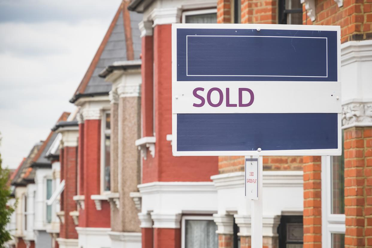There is usually a fall in house prices during the summer months as sellers try to lure buyers who are distracted by summer holidays