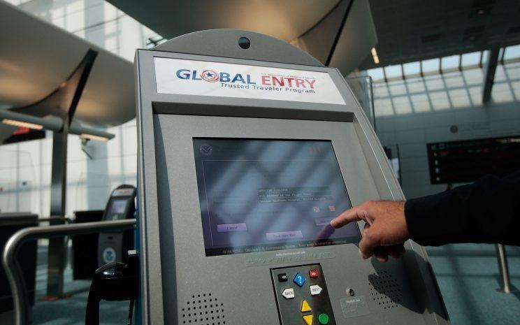 Global entry means shorter lines when re-entering the U.S. after international travel. (Photo: Getty)