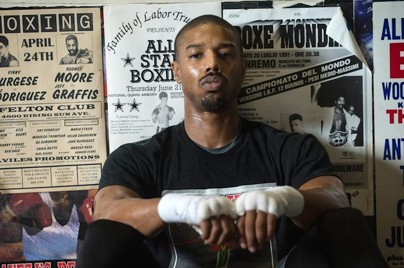 Creed II 's Trailer Drops