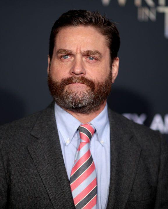 <p>With Galifianakis, we're here for the beard. But we like one particular variation . . . </p>
