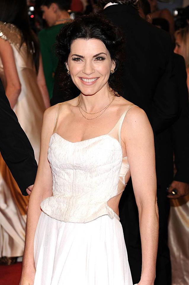 """The Good Wife's"" Julianna Margulies turns 45 Dimitrios Kambouris/<a href=""http://www.filmmagic.com/"" target=""new"">FilmMagic.com</a> - May 2, 2011"