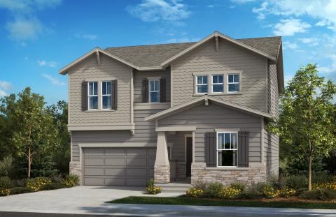KB Home Announces the Grand Opening of Hammond Farm in Berthoud, Colorado