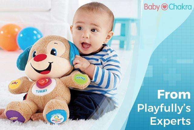 The Best Developmental Toys For 7 To 12 Month Olds