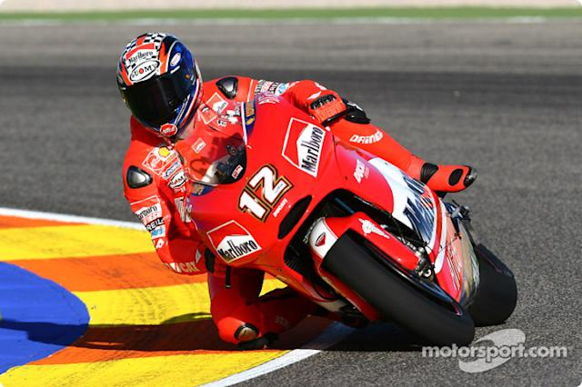 "#12 Troy Bayliss <span class=""copyright"">Ducati Corse</span>"