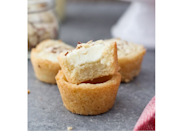 "<p>How many times do we joke that if the cookies are small enough, you can have more to make up for the tiny serving size? These almond cookie cups are tiny, adorable and will definitely have you <a href=""https://www.thedailymeal.com/eat/guilty-pleasure-foods?referrer=yahoo&category=beauty_food&include_utm=1&utm_medium=referral&utm_source=yahoo&utm_campaign=feed"" rel=""nofollow noopener"" target=""_blank"" data-ylk=""slk:reaching back to the dessert tray for more"" class=""link rapid-noclick-resp"">reaching back to the dessert tray for more</a>.</p> <p><a href=""https://www.thedailymeal.com/recipe/easy-almond-cookie-cups?referrer=yahoo&category=beauty_food&include_utm=1&utm_medium=referral&utm_source=yahoo&utm_campaign=feed"" rel=""nofollow noopener"" target=""_blank"" data-ylk=""slk:For the Easy Almond Cookie Cups recipe, click here."" class=""link rapid-noclick-resp"">For the Easy Almond Cookie Cups recipe, click here.</a></p>"