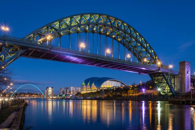 Newcastle named top place to visit for 2018