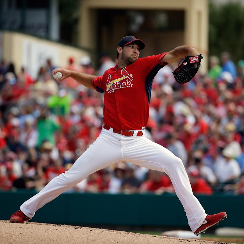 Rosenthal pain-free, Wacha pitches well for Cards