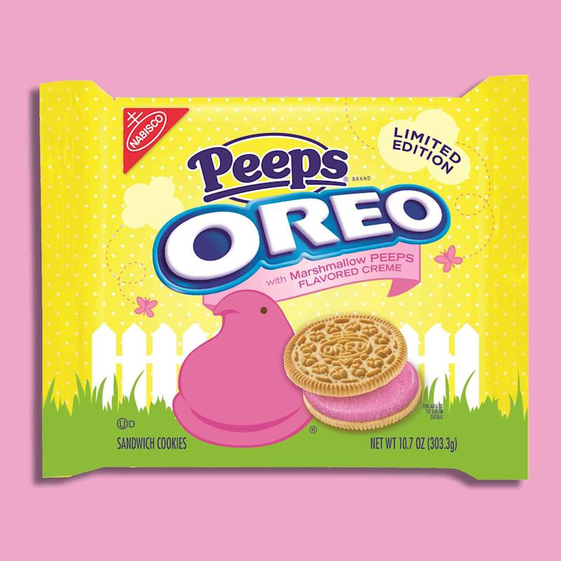 Awesome Peeps Oreos And 13 Other Foods That Can Change The Color Of Ncnpc Chair Design For Home Ncnpcorg