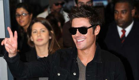Zac Efron Fuels Star Wars VII Rumours