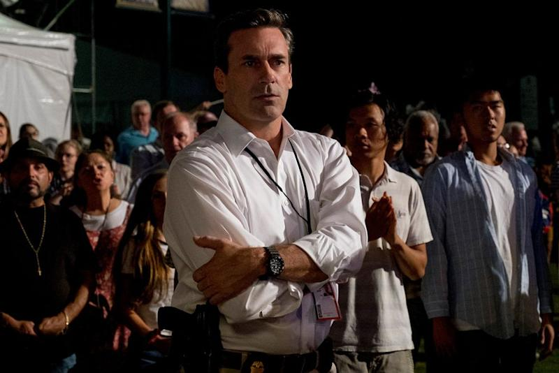 Jon Hamm as an FBI agent in Richard Jewell | Claire Folger