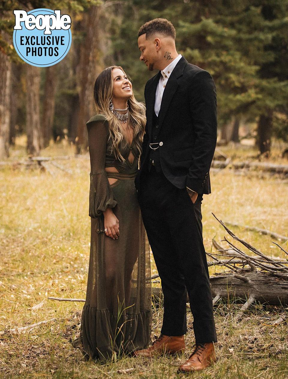 "<p>The country couple celebrated <a href=""https://people.com/country/kane-brown-marries-katelyn-jae-wedding-photo/"" rel=""nofollow noopener"" target=""_blank"" data-ylk=""slk:their second wedding anniversary"" class=""link rapid-noclick-resp"">their second wedding anniversary</a> earlier this month. </p>"