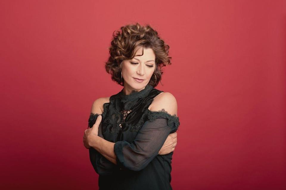 """Amy Grant said all of the songs on """"Heart in Motion"""" are """"a beautiful, sweet memory for me."""""""