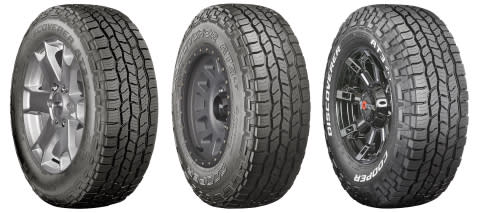 Cooper Tire Showcases New Discoverer At3 Lineup And Winter Offerings At Sema Show October