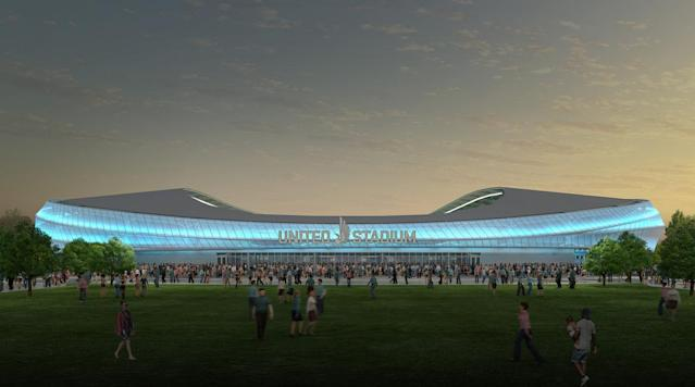 <p>2017 MLS expansion team Minnesota will eventually move to its new soccer-specific venue in St. Paul.</p>