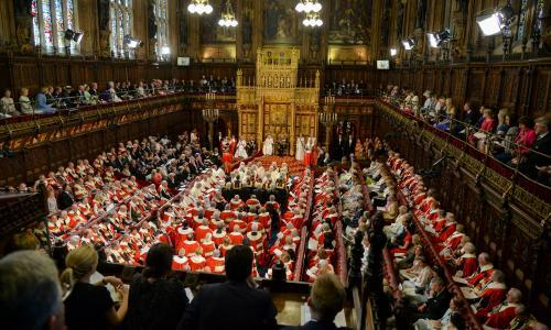 The House of Lords is absurd because it suits MPs to keep it that way
