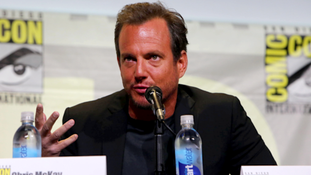 Will Arnett looking colorful at San Diego Comic-Con in 2016 (Photo: AP).