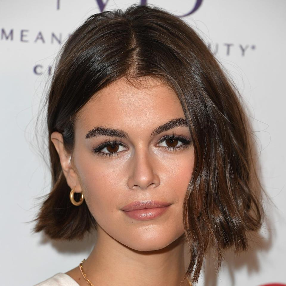 Kaia Gerber on Confidence, Beauty Lessons From Mom, and Golden-Hour Selfies
