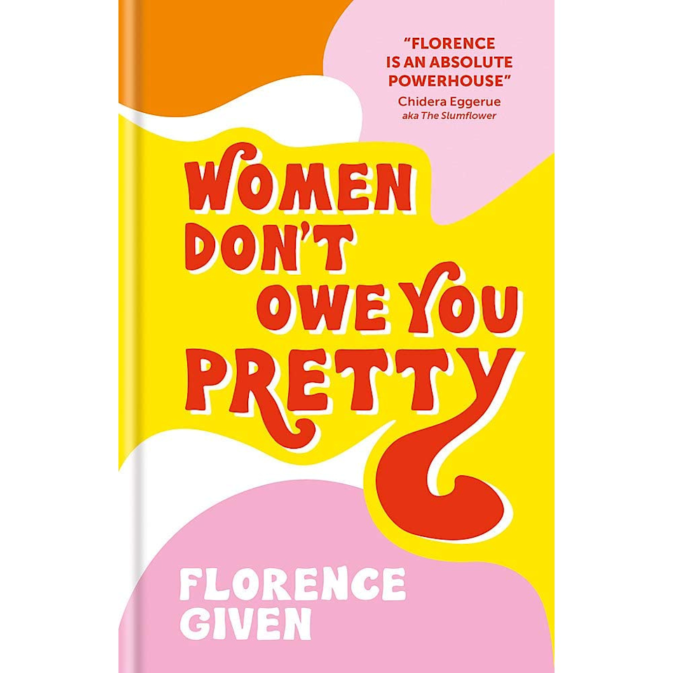 the book cover of women dont owe you pretty