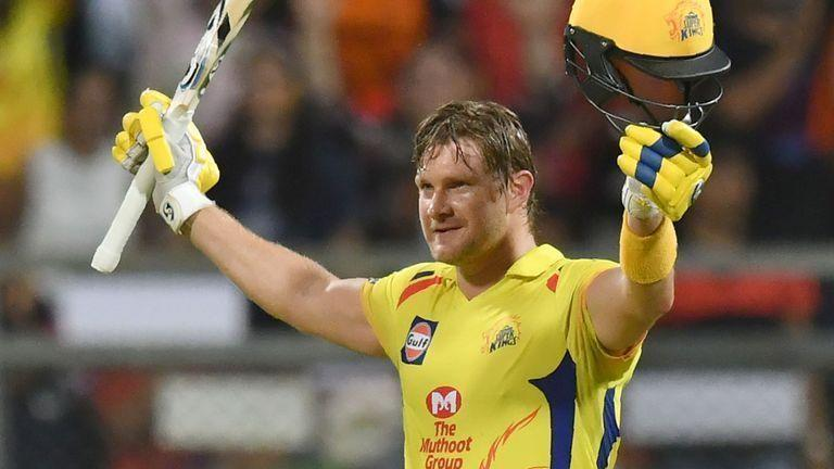 Shane Watson was absolutely immense for CSK last season.