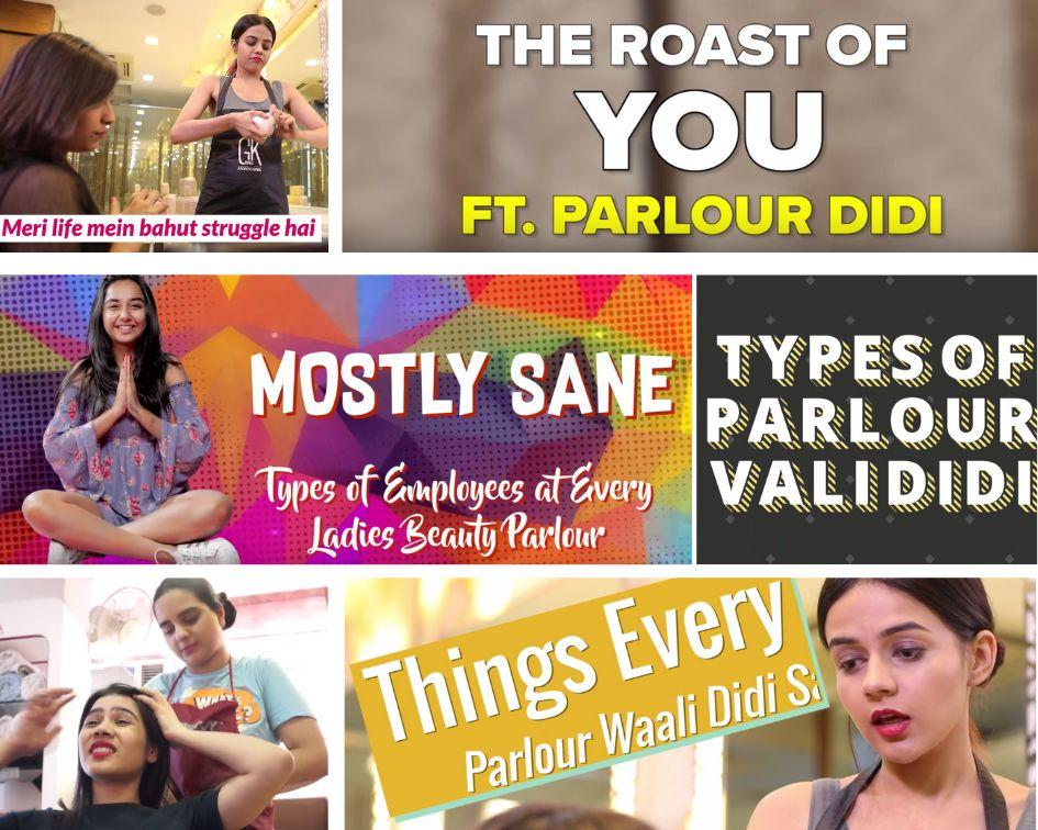 How the parlour didi became the internet feminist's favourite punching bag  (Photo: Youtube screenshots)