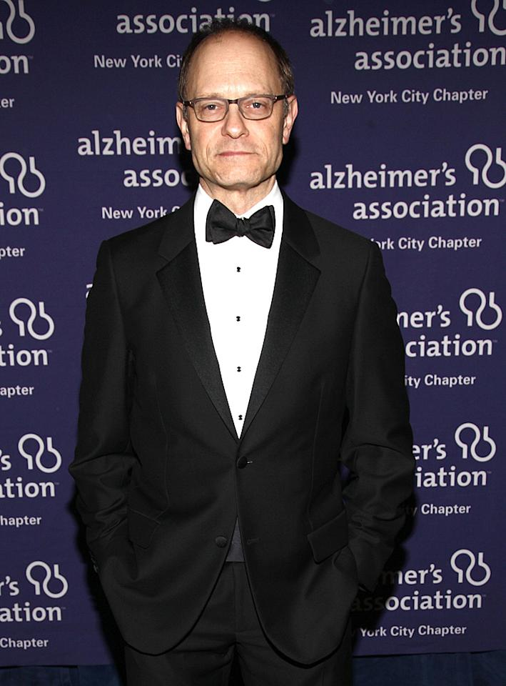 "<p class=""MsoNormal"">""Frasier"" star David Hyde Pierce announced he was gay in 2007 after spending more than 20 years in a relationship with TV writer Brian Hargrove. ""It wasn't so much about being uncomfortable being gay, it was about being uncomfortable,"" he told AOL in 2010. ""Like the bully on the playground was pushing your face in the dirt saying, 'Say it, say it, say it.'"" Pierce and Hargrove tied the knot in 2008.</p>"