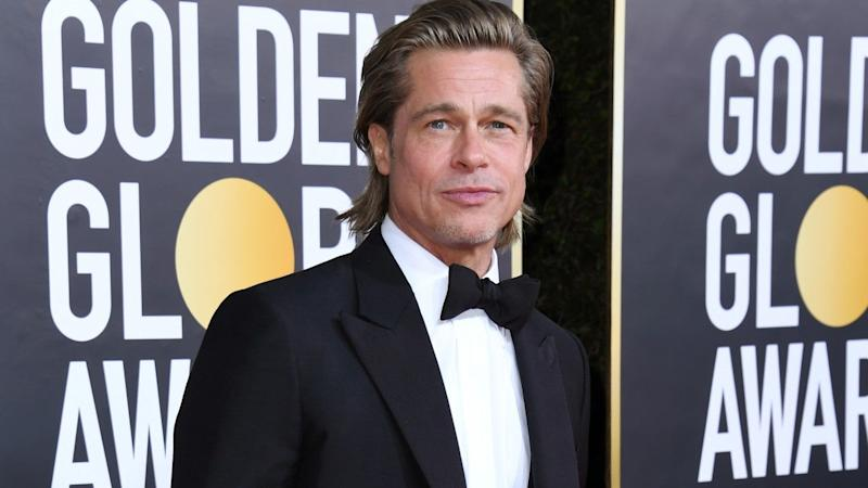 The actor is nominated in the Best Supporting Actor category for his performance in 'Once Upon a Time in Hollywood.'