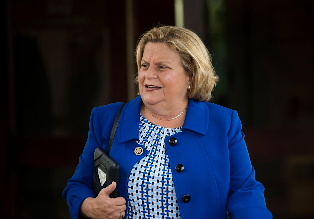 """&ldquo;""""In this election, I do not support either Donald Trump or Hillary Clinton,""""&nbsp;Ros-Lehtinen told the <span>Miami Herald in May</span>."""