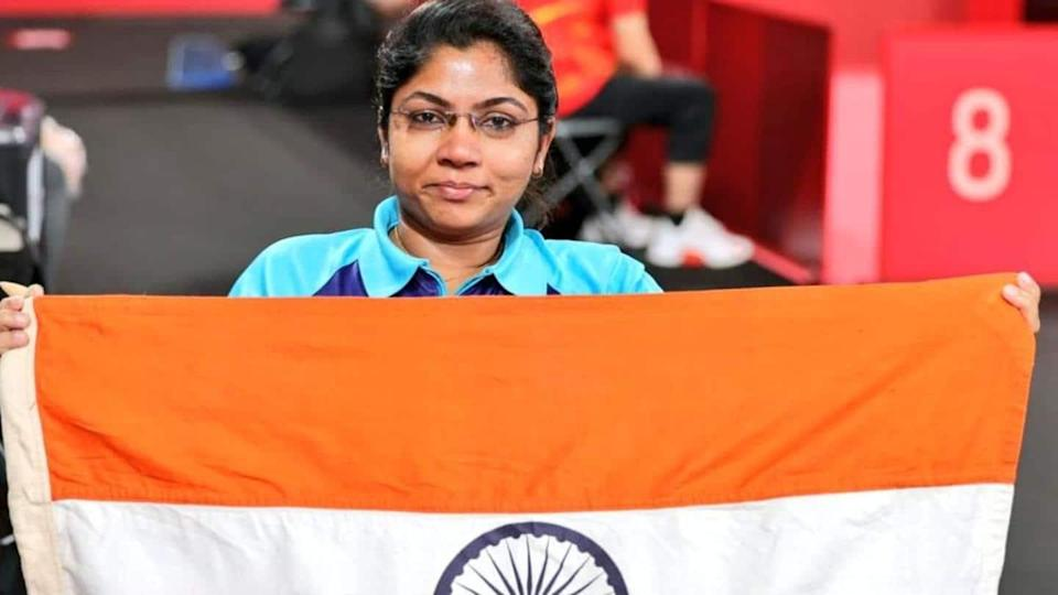 #TokyoParalympics: Bhavina Patel becomes first Indian para-paddler to win silver