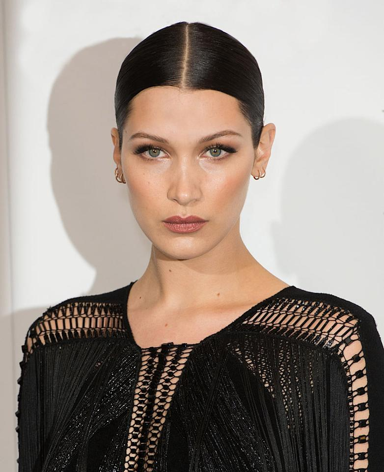<p>Bella Hadid. (Photo: Getty Images) </p>