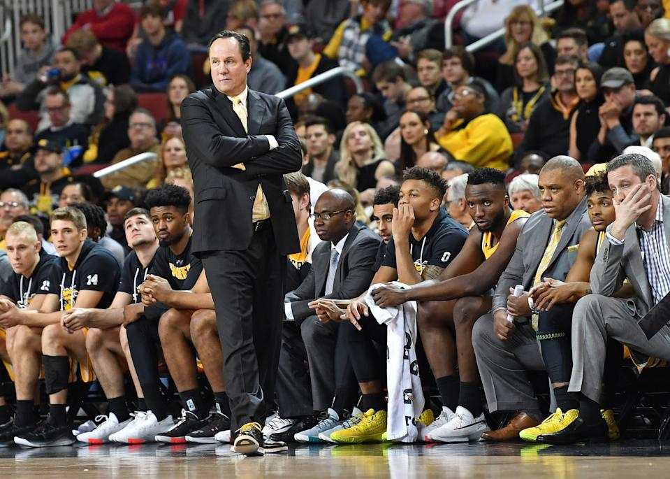 Wichita State coach Gregg Marshall
