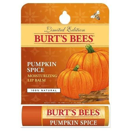 Never have the taste of pumpkin spice leave your lips again with this lip balm.