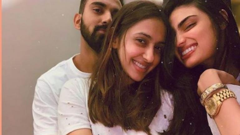Is Athiya Shetty in a relationship with cricketer KL Rahul ...