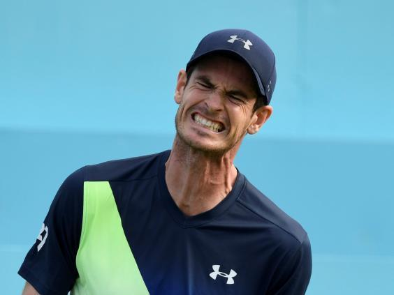 Andy Murray facing tough ask in Eastbourne after being handed Stan Wawrinka first round draw