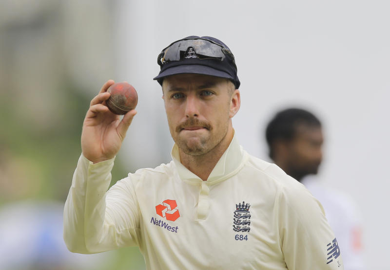 England win toss, bat in Sri Lanka second Test