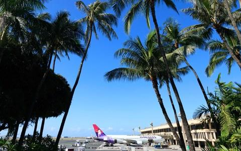 It's a tough job but someone has to be Hawaii's main airline - Credit: istock