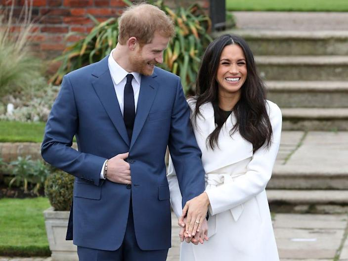 Prince Harry Meghan Markle Engaged 3