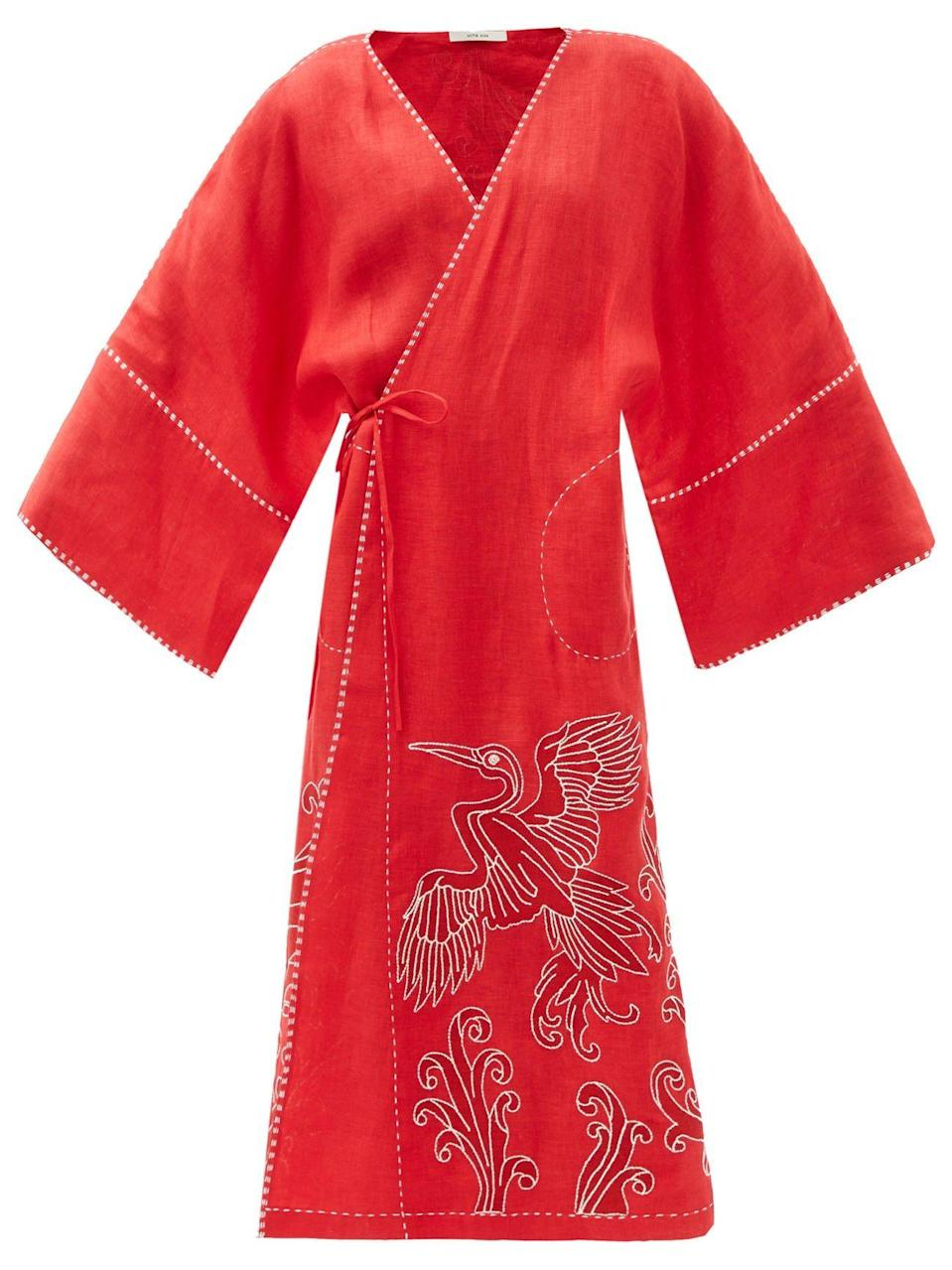 <p>The Lunar New Year is an opportunity to mark new beginnings and growth – so why not look the part? Welcome the year of the Ox in style by embracing bright red, gold and yellow tones with your Lunar New Year looks.</p>